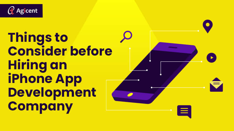 Things to consider before hiring an iphone app development company