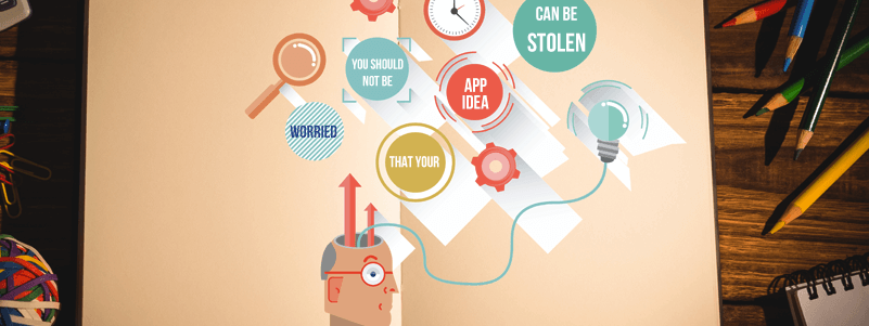 why you should not be worried that your app idea can be stolen