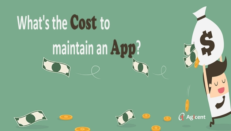 how much would it cost to maintain an app