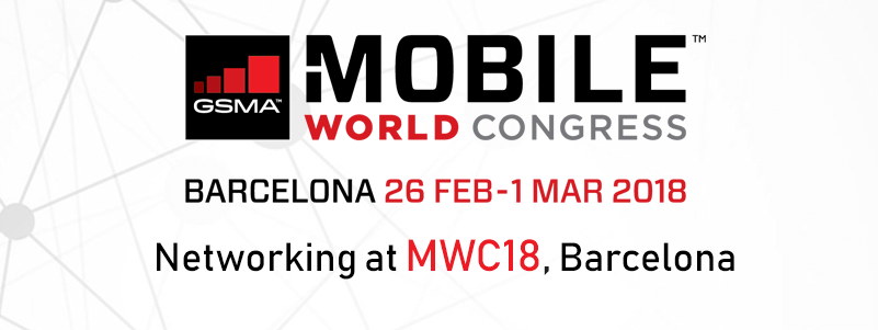 meet agicent at Mobile World Conference 2018