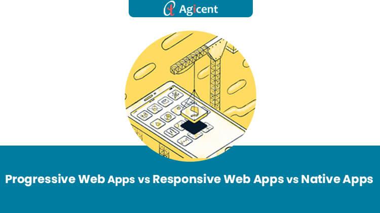 Progressive Web Apps vs Responsive Web Apps vs Native Apps