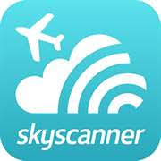 skyscanner-Top 10 Trip Planning Apps 2018
