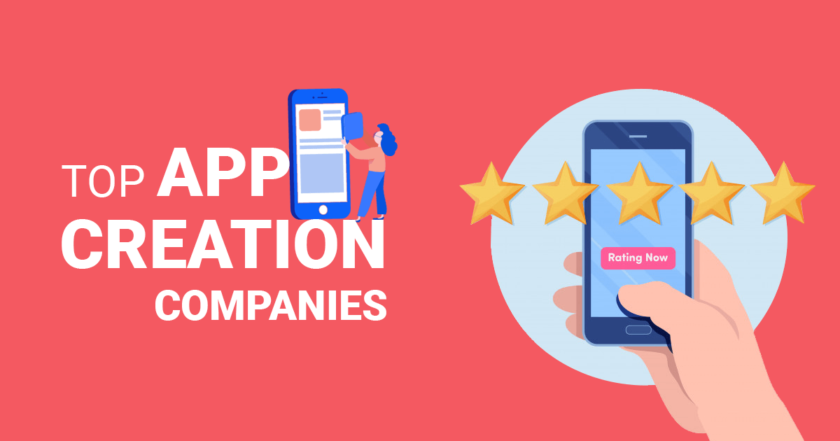 App creation companies, app development companies
