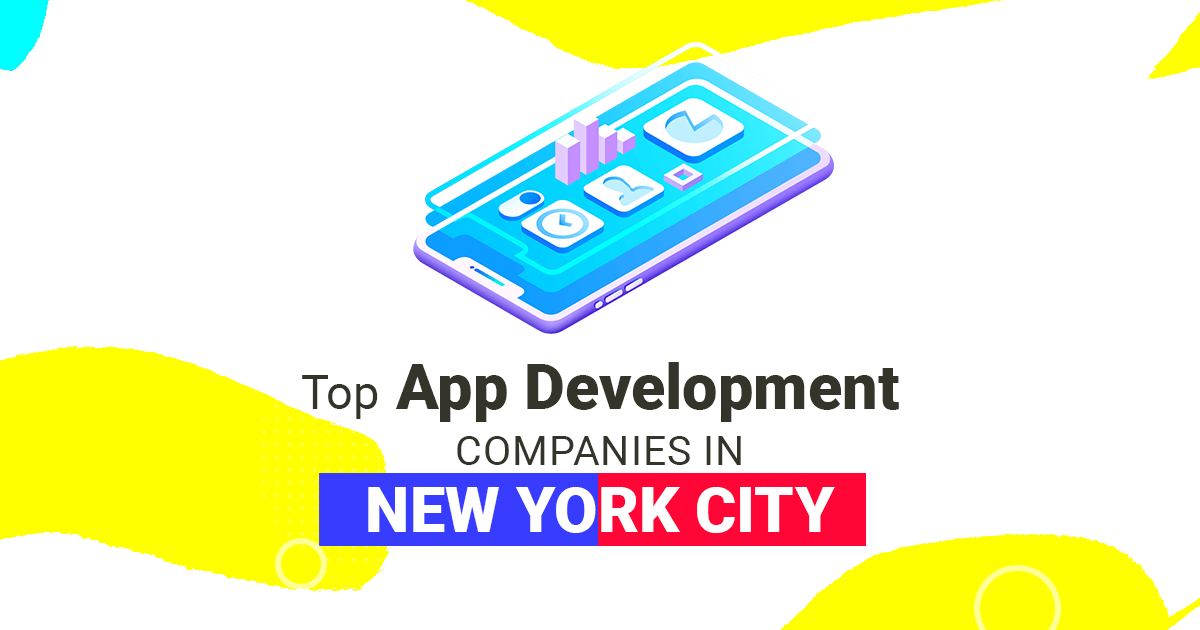Top App Development Companies in New York City