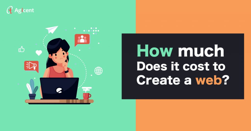 How much does it cost to create a website?