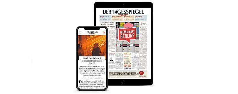 Der Tagesspiegel Best Deutsche Learning Apps