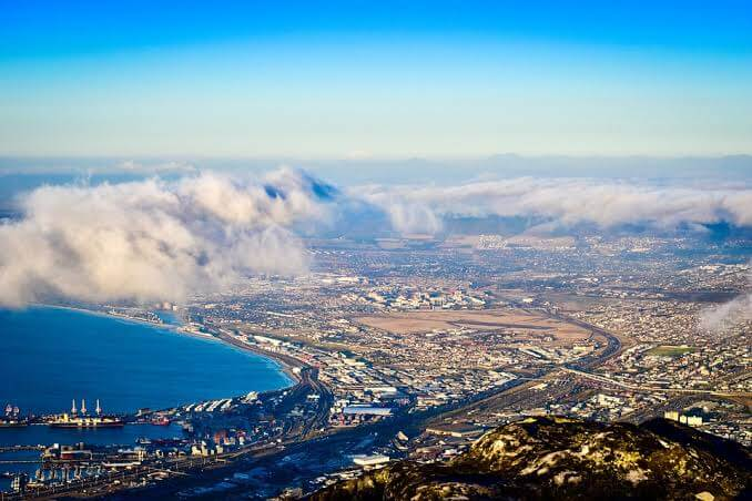 Cape Town Top 20 Cities for Digital Nomads in 2020