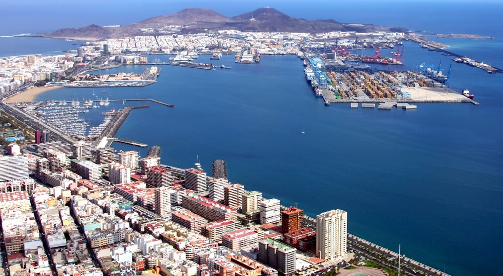 Las Palmas De Gran Canaria Top 20 Cities for Digital Nomads in 2020