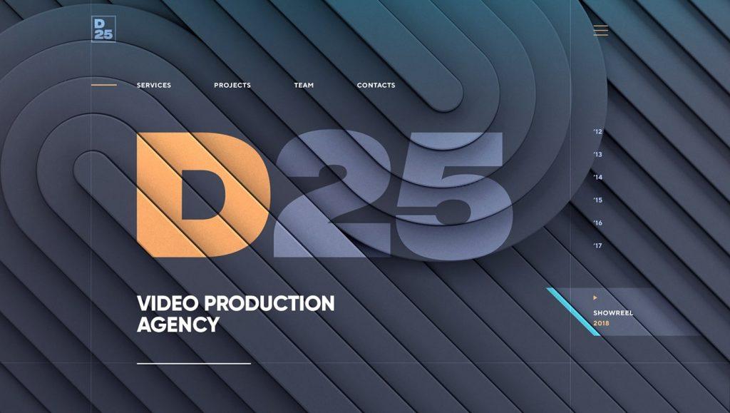 Typography Top Web Design Trends in 2020
