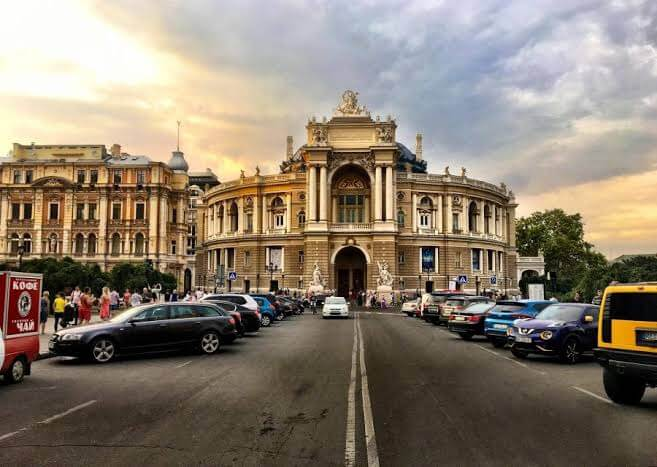 Odessa Top 20 Cities for Digital Nomads in 2020
