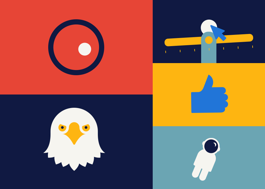 Photos and Illustration Top Web Design Trends in 2020