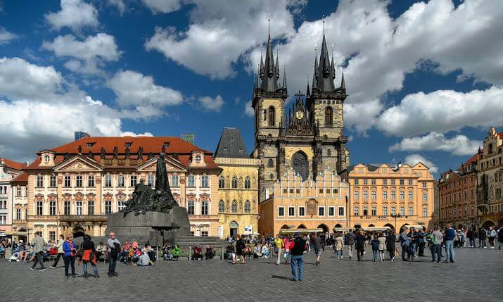 Prague Top 20 Cities for Digital Nomads in 2020