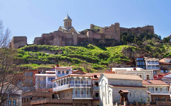 Tbilisi Top 20 Cities for Digital Nomads in 2020