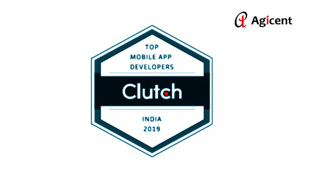 Agicent Named a Top Mobile App Developer by Clutch.co