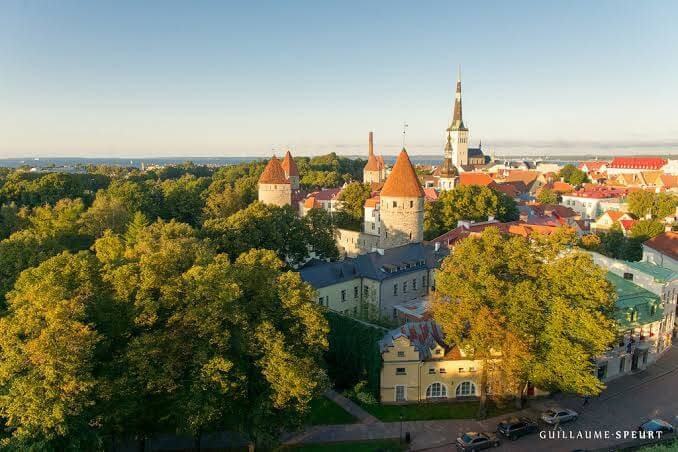 Tallinn Top 20 Cities for Digital Nomads in 2020