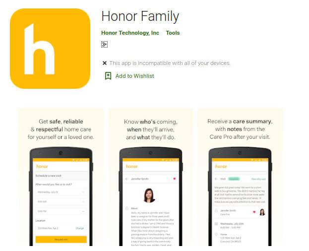 Honor Family