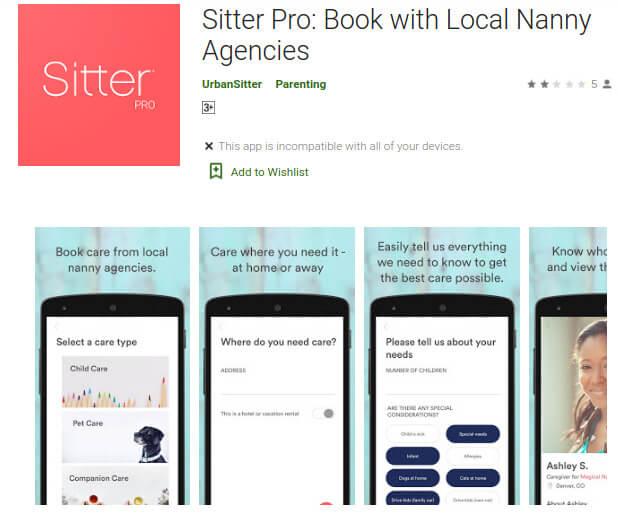 Sitter Pro