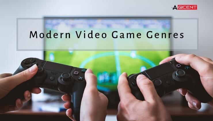 Modern Video Game Genres