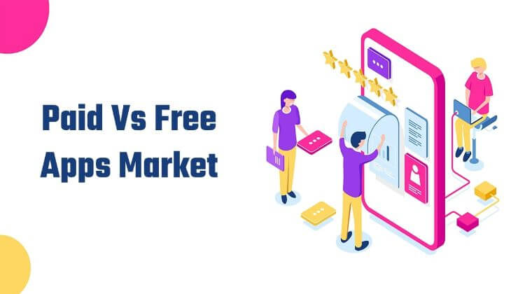 Paid vs Free Apps Market
