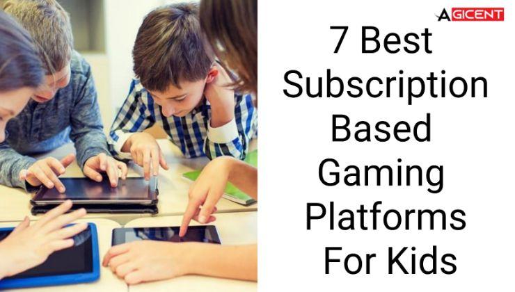 Subscription based Gaming Platform