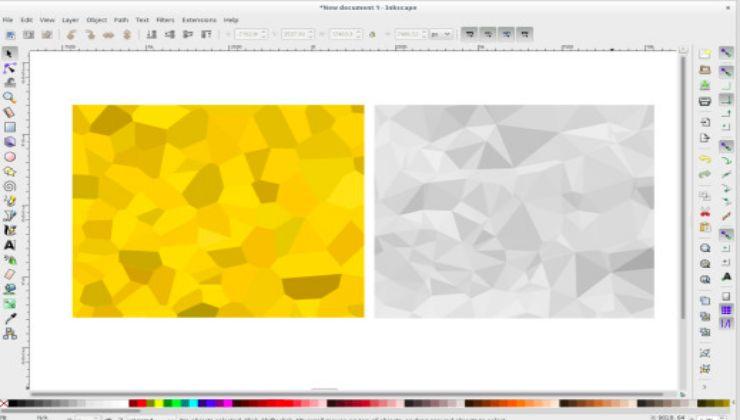 Inscape Photo Editing Tools in Ubuntu Software